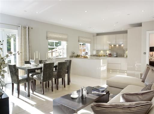 New Homes For Sale In Ascot Berkshire From Bellway Homes Dining Area Pinterest Lighting Design New Homes For Sale And All