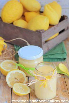 Cocinando entre Olivos: Crema de limón o Lemon Curd. Receta paso a paso.