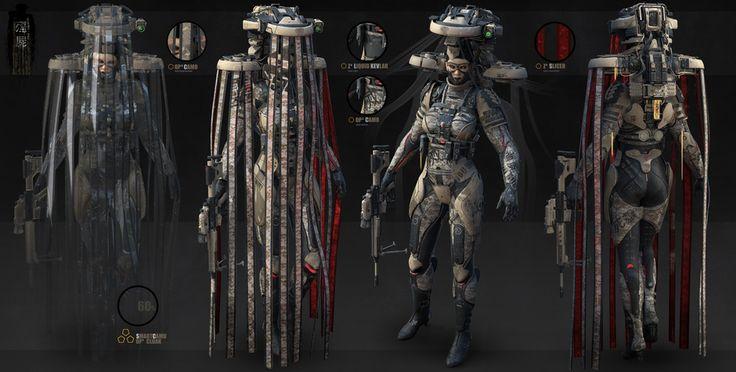 Jiang Shi by Yin Teck Hew | Design | 3D | CGSociety