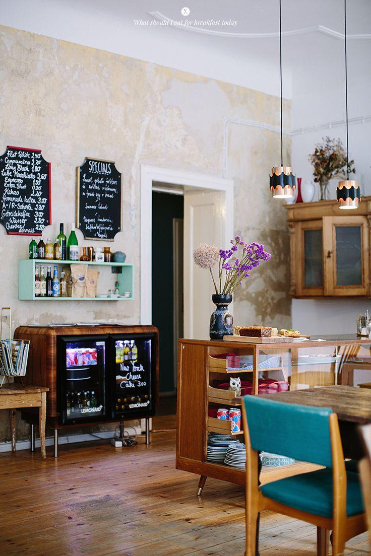 Tischendorf, coffee & lunch | Friedeistrasse 25 | Berlin