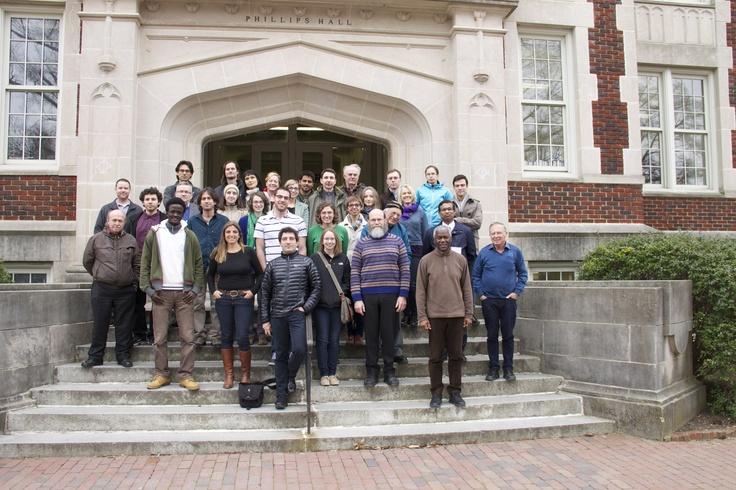 ergodic theory workshop - university of north carolina at chapel hill