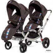 FD-Design детская коляска для двойни 2 в 1 fd-design zoom  — 49800р.  производитель:fd-design  особенности детской коляски 2 в 1 fd-design zoom: cамый компактный вариант коляски для близнецов или погодок. различные  модули -прогулочный блок, люлька, кресло-переноска   идеально комбинируются между собой и могут быть установлены как по ходу  так и против хода движения. люлька:  люлька с функцией переноски, с ручками капюшон регулируется люльки устанавливаются лицом друг от друга можно…