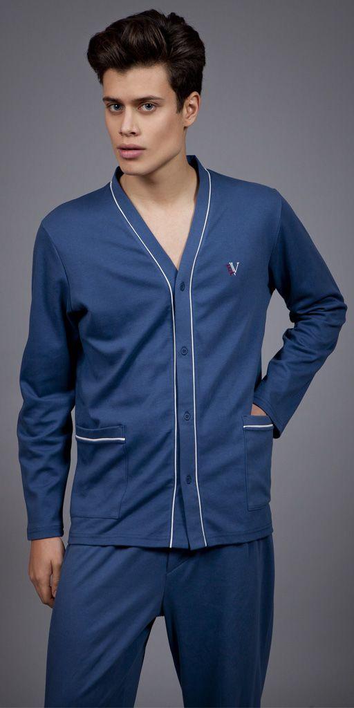 Men's Pyjamas Interlock 1734 | Pyjamas| Vamp!