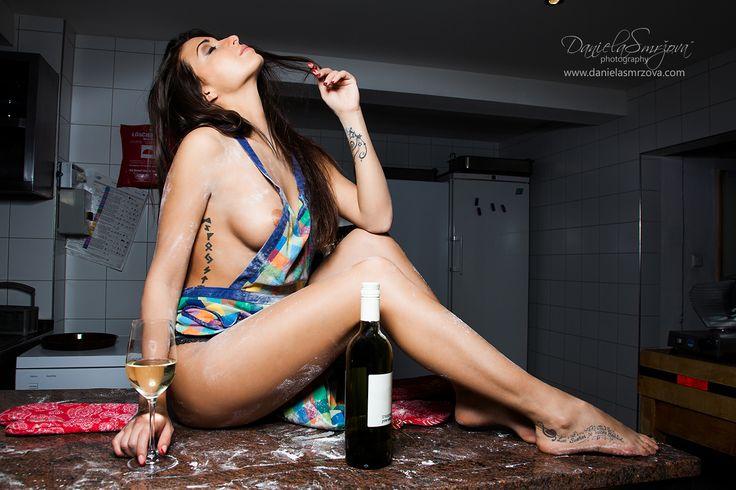 @playboycz  #anutka #photo #model #sexy #tan #photoshoot #kitzbuhel #danielasmrzovaphotography #wine #kitchen #flour #dark #light #drunk #days #czech #asian #photographer