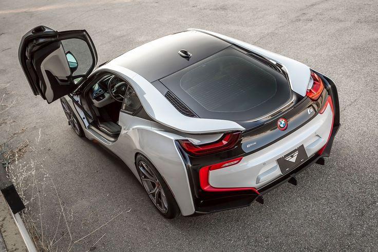 We offer BMW i8 Body Kits. European Luxury High Performance Sport Vehicle Custom Body Kits & Carbon Fiber Aero Kits. Spoilers, Wings, Fenders, Bumpers, Ground Effects, and more for BMW i8. Contact us today!