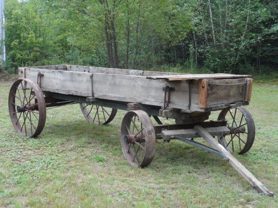 17 best images about vintage farm wagons on pinterest - Craigslist south dakota farm and garden ...