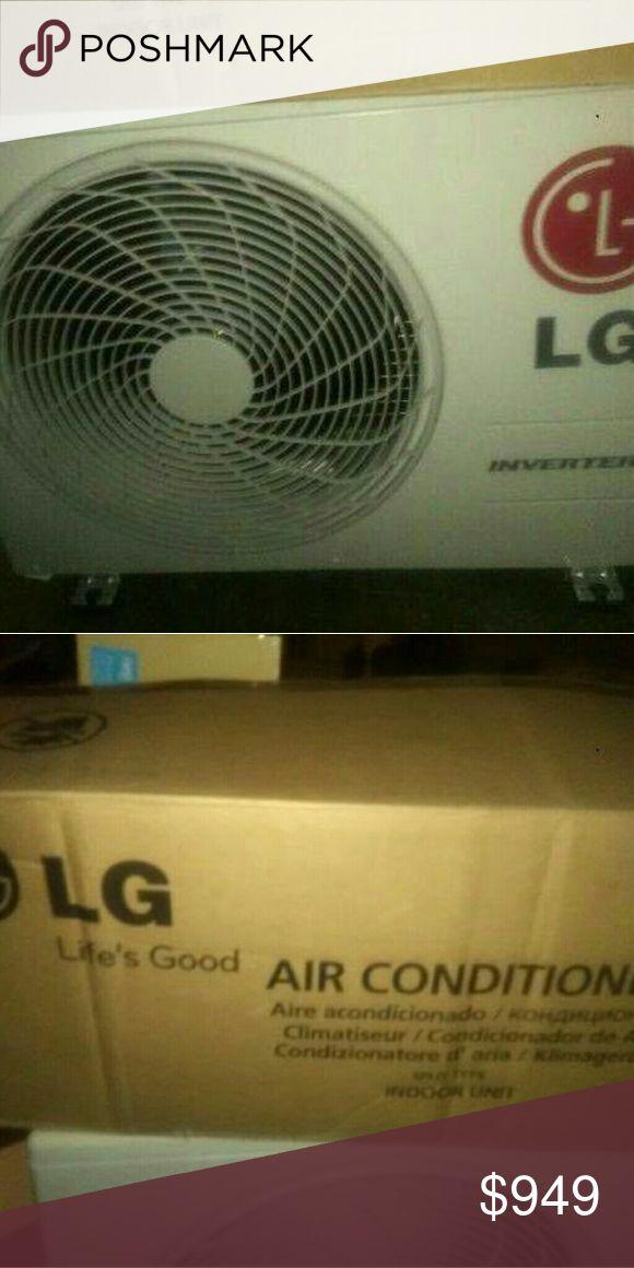 LG Air Conditioner Inverter V Other