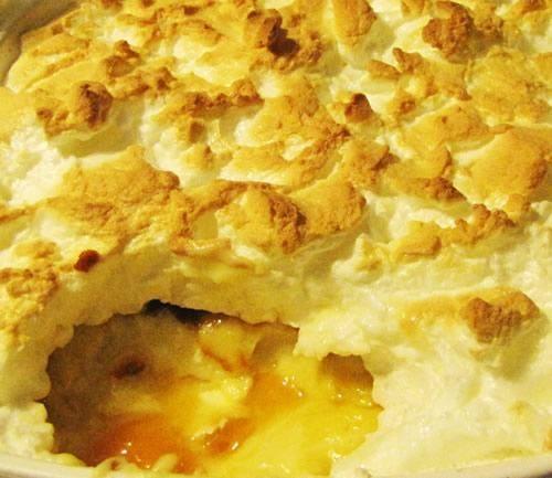 Ouma's Fluweelpoeding Recipe (Velvet Pudding)