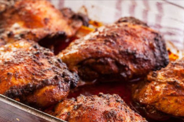"""A new recipe/tip """"Marmite Glazed Chicken Thighs"""" has been posted on our website.   Visit our website for more recipes and useful cooking ideas :)"""