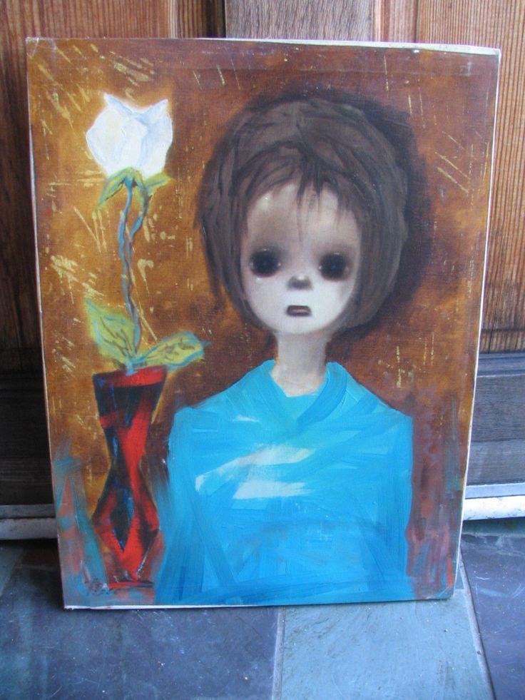 margaret keane art value 59 best its in the eyes images on pinterest big eyes vintage