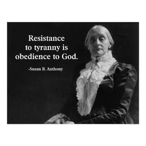 susan b anthony quotes - Google Search
