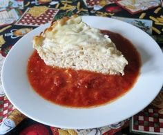 Oh My Spaghetti Pie (an Old Chicago copycat) April Fool's Day Dinner!