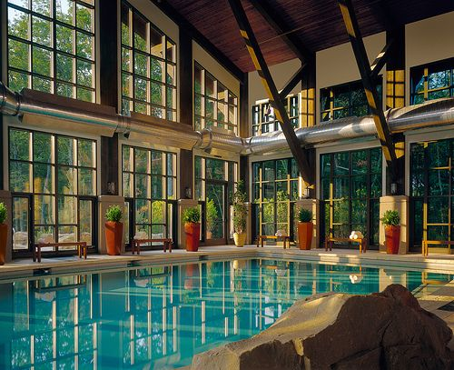 """Deluxe accommodations and amenities provide the perfect setting for your getaway at @The Lodge at Woodloch ...A Destination Spa Resort 