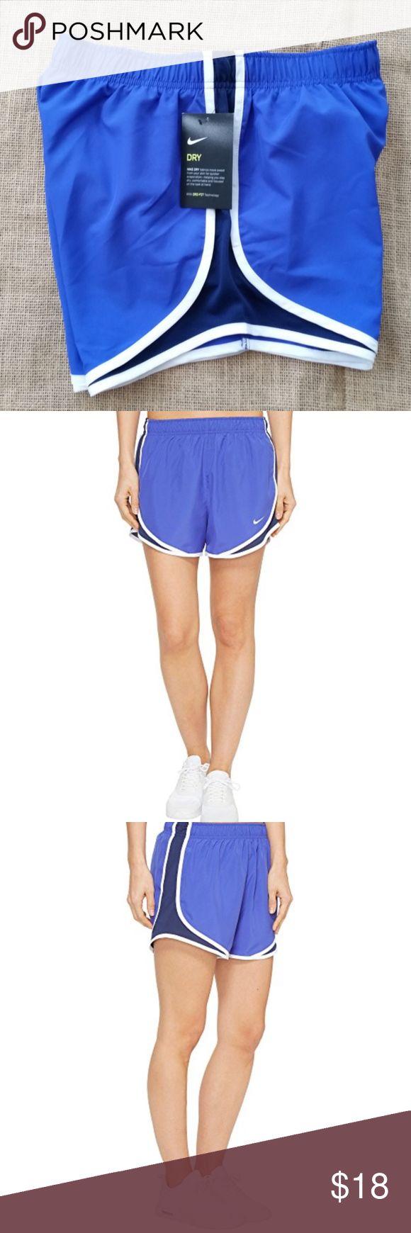 Nike Dri-Fit Shorts Size Small Nike Dri-Fit Shorts Running Shorts - Size Small Paramount Blue/Binary Blue Nike Shorts