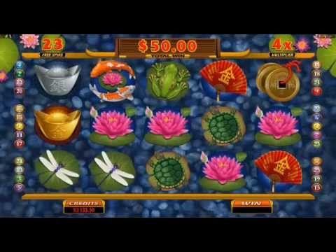 Lucky Koi Online Slot - Euro Palace Casino