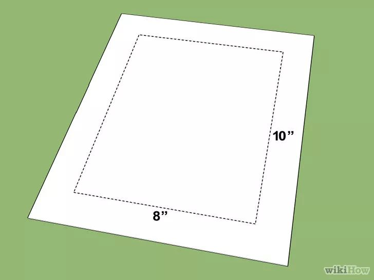 Imagen titulada Frame a Picture Step 10 Plastic Cutting Board, Frame, How To Make, Pictures, Ideas, Moldings, Frida Quotes, Fotografia, Frames