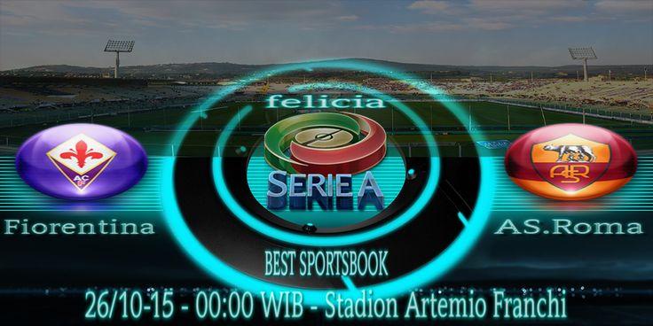 By : Felicia | ITALIA SERIE A | Fiorentina vs AS Roma |Gmail : ag.dewibet@gmail.com YM : ag.dewibet@yahoo.com Line : dewibola88 BB : 2B261360 Path : dewibola88 Wechat : dewi_bet Instagram : dewibola88 Pinterest : dewibola88 Twitter : dewibola88 WhatsApp : dewibola88 Google+ : DEWIBET BBM Channel : C002DE376 Flickr : felicia.lim Tumblr : felicia.lim Facebook : dewibola88