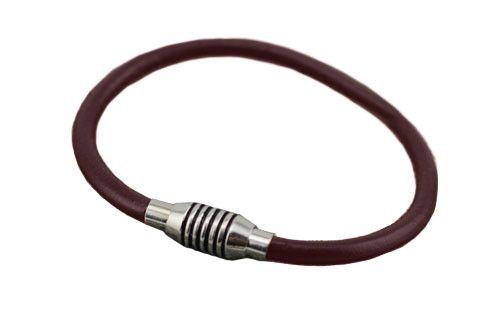 The Garth Men's Dark Brown Leather Bracelet #leather #bracelet #accessories #menswear  Check out this: http://dappervigilante.com/