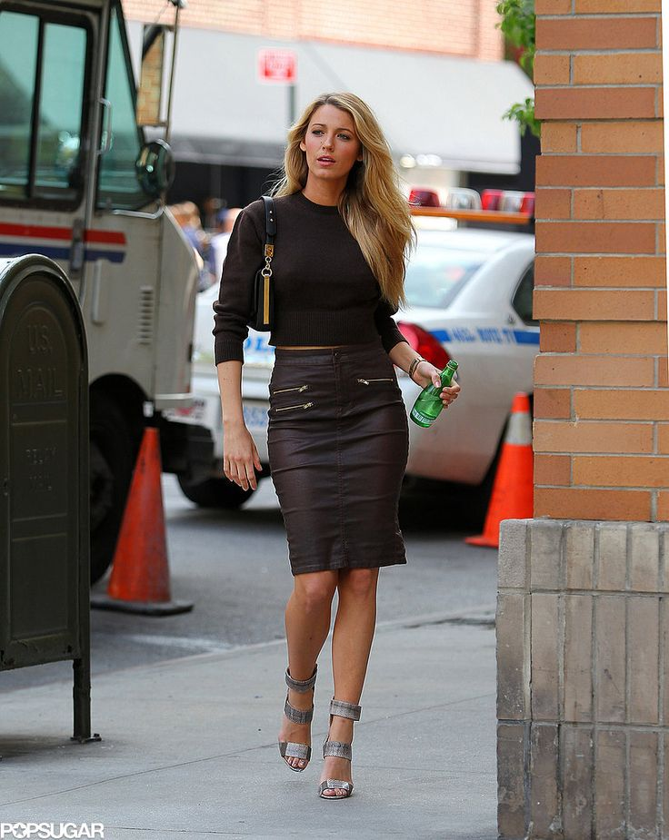 Blake Lively at a Photo Shoot in NYC Photo 5