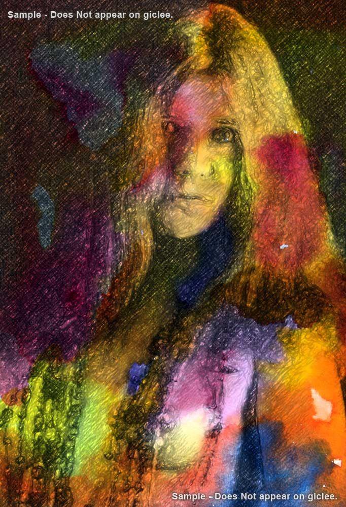 Janis Joplin - Naked - Large 20-5769
