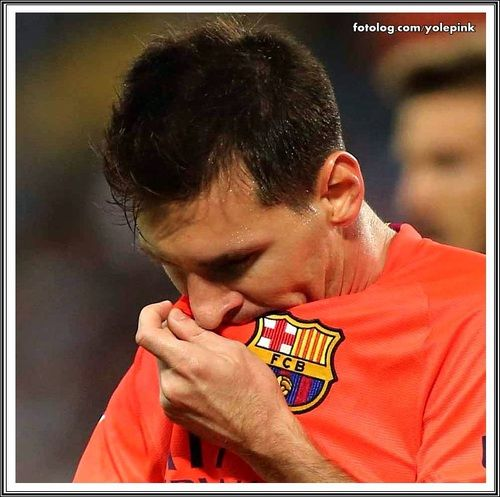 Getafe 0 - 0 Barcelona : Olá,  Ontem o Barça enfrentou o Getafe em Madrid e empatou sem gols, num jogo onde segundo um jornalista, era melhor pra insônia do que contar carneirinhos rsrs.  Hoje os jogadores farão um treino fechado a imprensa, e não haverá coletiva, na próxima quarta-feira tem jogo pela Copa do Rei, mas 99% de chances de Leo nem ser convocado para essa partida.  Bjs e que todos tenham uma ótima semana   yolepink