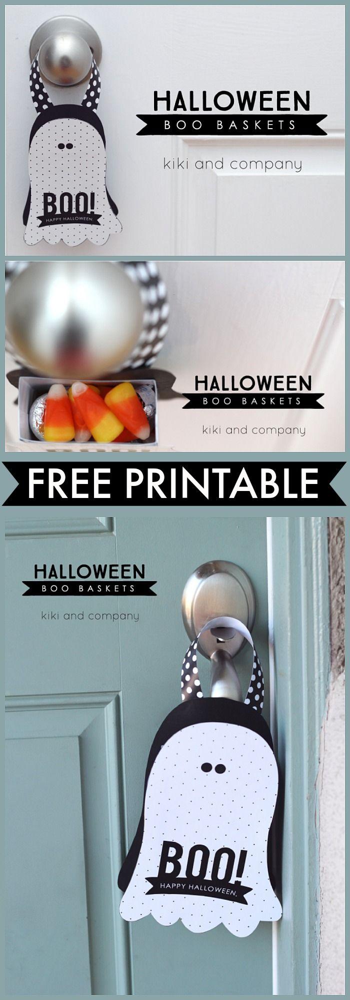 Top 25+ best Halloween baskets ideas on Pinterest | Halloween ...
