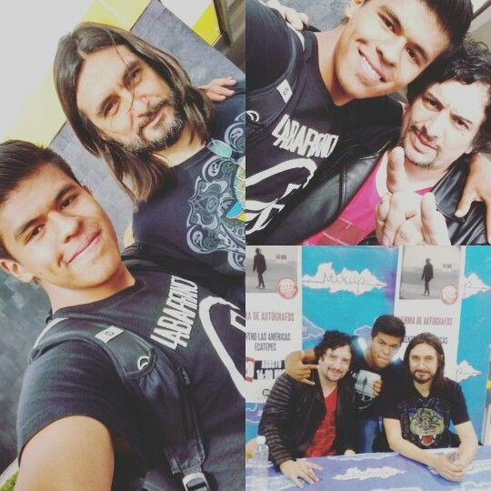 El maestro y mejor baterista de México Alfonso Andre presentando su nuevo álbum: Mar Rojo