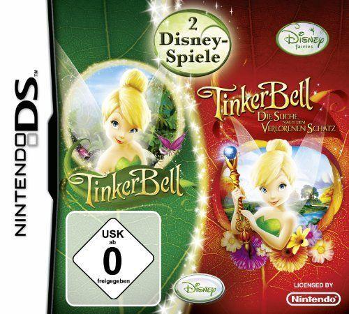 Tinkerbell - 2 Disney-Spiele von Disney