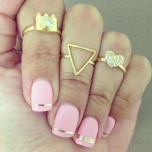 Дизайн ногтей стильный фото