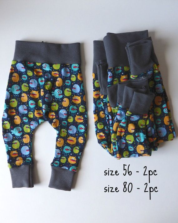 Check out this item in my Etsy shop https://www.etsy.com/listing/484379701/monster-leggings-for-babies-and-toddlers