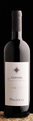 Prodotti Tipici Sardi ::: Costera Cannonau di Sardegna DOC - Cantine Argiolas - Prodotti Tipici Quality Sardegna - Vini e prodotti tipici Sardi - Specialità alimentari della Sardegna ::: prodotti tipici sardi