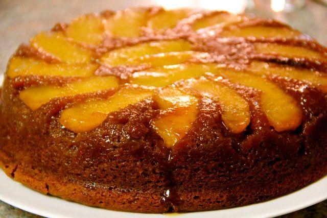 ... upside down apple cake cinnamon apple upside down cake saucy little