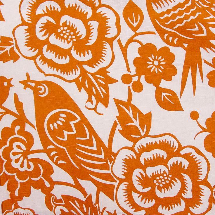 fabric #orange fabric