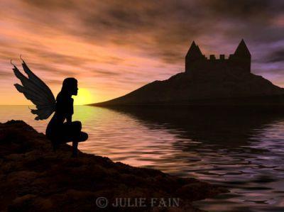 Watching: Julie Fain, Castle, Fain Art