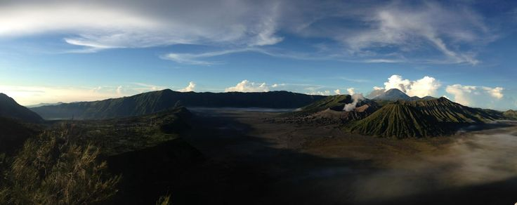 Bromo Sunrise at Mt Penanjakan