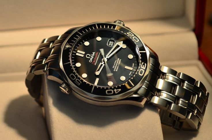 Review Omega Seamaster Professional 300 Ceramic Watch