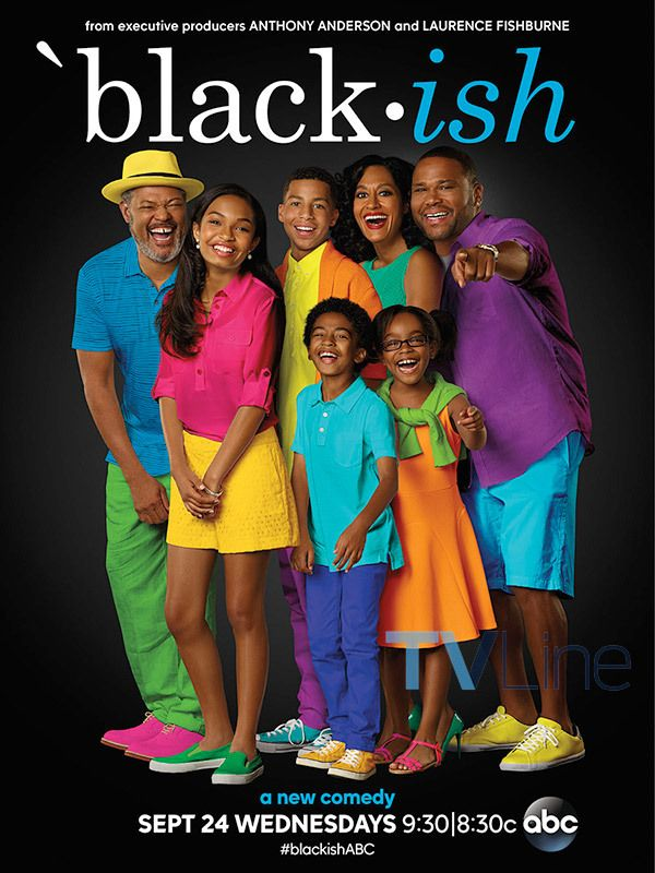 #Black-ish #ABC- Sir Laurence Fishburn. On network tv. Whaaaaat? Can't wait.