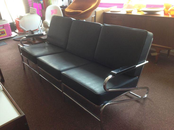 Vintage Tubular sofa
