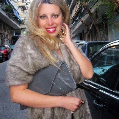 Αναβάθμισε το λουκ με μια γούνα/ upgrade your look with a fur | So daisy So fashion