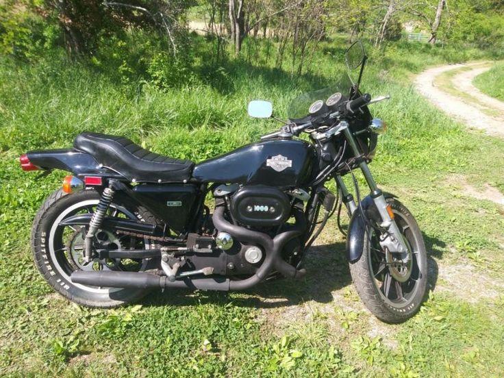 1978 Harley Davidson XLCR Cafe Racer Custom Cafe Racer