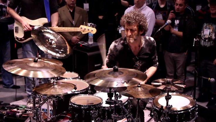 Jojo Mayer Performance - Drumeo Goes To NAMM 2013