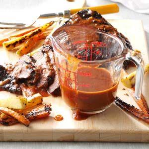 Dr Pepper BBQ Sauce Recipe