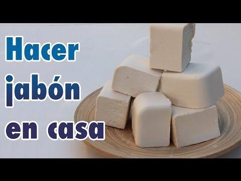 Cómo hacer jabón casero (jabón de Castilla) - Pepa Tabero