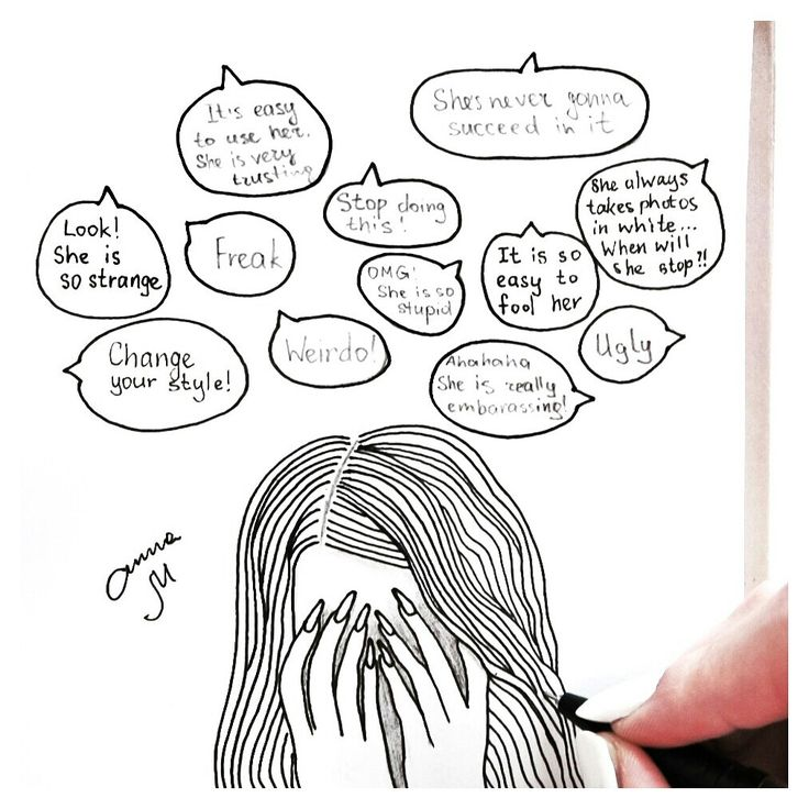 Tumblr drawing face