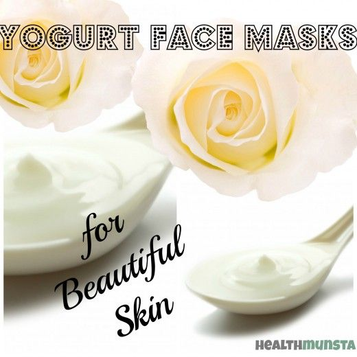Awesome yogurt face masks to give your skin a spark of natural glow! Get irresistibly soft and healthy skin with simple yogurt face masks.