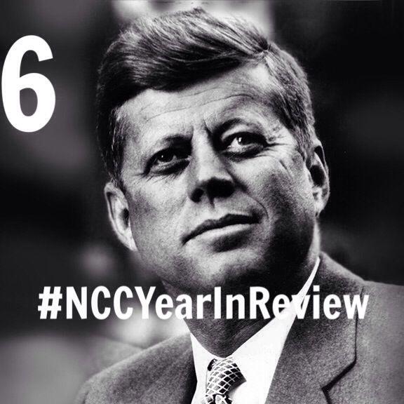 50th Anniversary of President John F. Kennedy's Assassination (November 22, 2013).