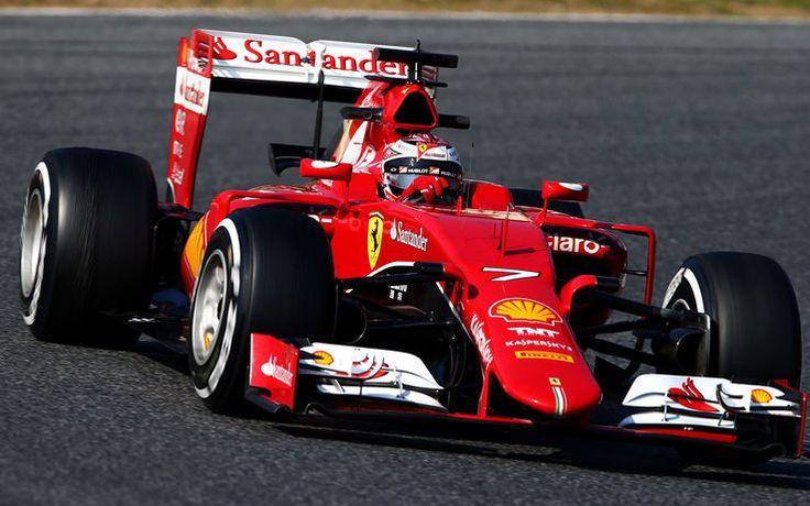 Ferrari: nel GP di Barcellona, importanti novità tecniche sulla rossa di Maranello