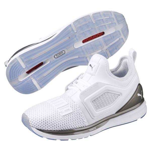 Sense of guilt funnel landing  IGNITE Limitless 2 Women's Running Shoes, Puma White-Puma Silver, large | Puma  ignite limitless, Puma, Shoes