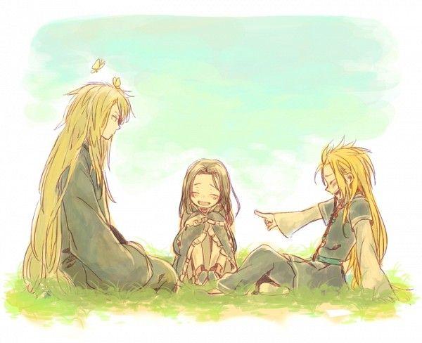 Taiki, Keiki and Enki ♥