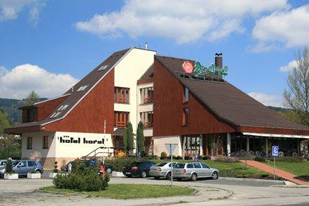 Hotel Horal - Rožnov pod Radhoštěm  www.horalhotel.cz Hotel 4*